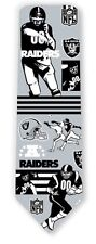 OAKLAND RAIDERS IN THE GAME LICENSED NFL TIE 4930 s