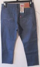 NWT Levis 562 Boys Loose Taper Jeans 18 Reg 29x29 Light Blue MSRP$48
