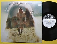 Michael Edward Campbell James Burton White Label DJ Motown LP 1974