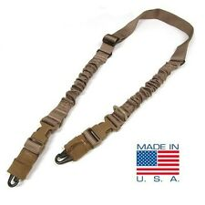 Condor CBT Tactical 2 Point Bungee Rifle Sling - Tan  #US1002