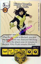 074 KITTY PRYDE, Es sólo.. (074 Kitty Pryde) ESPAÑOL DICE MASTERS UNCANNY X-MEN