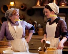 Lesley Nicol & Sophie McShera DOWNTON ABBEY Mrs Patmore & Daisy picture #3534