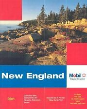 Mobil Travel Guide: New England, 2004 (Mobil Travel Guides (Includes All 16 Regi