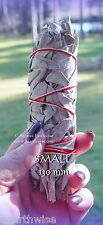 HERB: WHITE SAGE SMUDGE STICK 130 mm Wicca Witch Pagan SMUDGING PURIFYING Reiki