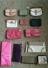 LOT OF TWO (2) Choose2. Coach Guess Dooney & bourke Vera Wang wristlet or wallet
