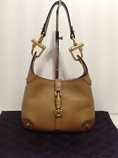Authentic Gucci Small Shoulder Bag Tom Ford. Calfskin Leather. Ex Cond. Dust bag