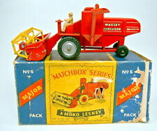"Major Pack M5A Combine Harvester mit ""MOKO"" Box Ruine"