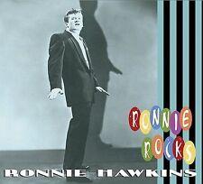 BEAR FAMILY:RONNIE HAWKINS-Rocks