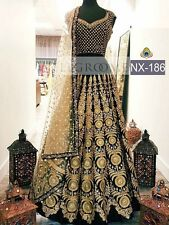 Pakistani Indian Ethnic designer Bridal Traditional lengha