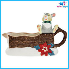 Disney Bambi's Thumper Christmas Happy Holidays Gravy Boat brand new