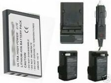 Battery + Charger for HP R717 R717V
