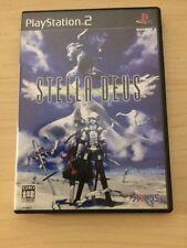 PS2 Stella Deus import Japan Very Good