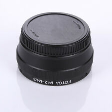 FOTGA M42 lens to Micro 4/3 M4/3 Adapter For Olympus EM5 MarkⅡEM10 EM1 EPL7/5