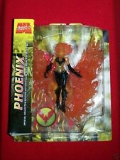 MARVEL SELECT X-MEN Dark PHOENIX Jean Grey Figure Collector Ed RARE FIRE Variant