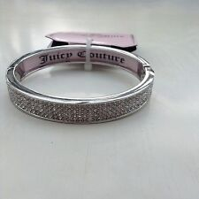 Juicy Couture Diamanté Bangle 100% Authentic