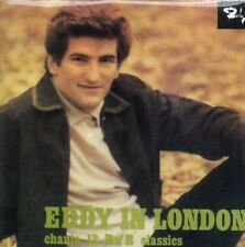 ★☆★ CD Eddy MITCHELL In London - Mini LP - CARD SLEEVE 12-track ★☆★
