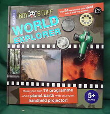 BNWT M & S BOOK WORLD EXPLORER FILM SHOW PROJECTOR IDEAL BIRTHDAY GIFT