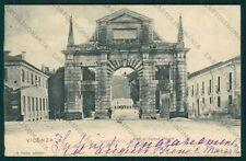 Vicenza Città Arco di Campo Marzio cartolina VK2075