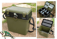 NEW SEATBOX ,FISHINGMAD FISHING TACKLE ROVING SEAT BOX
