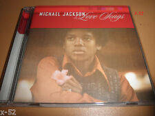MICHAEL JACKSON love songs HITS cd GOT TO BE THERE i'll be there WHO'S LOVIN YOU