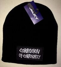 CORROSION OF CONFORMITY LICENSED BEANIE ROCK HEAVY METAL PUNK NEW! t-shirt