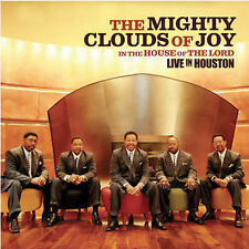 Mighty Clouds of Joy, In the House of the Lord: Live in Houston Audio CD
