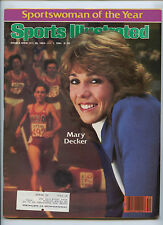 Sports Illustrated Mary Decker SOY 1983 Winter Olympics Chamonix France