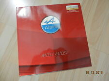 catalogue ALPINE MILLE MILES V6 Turbo am 89 Renault GTA gordini