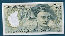FRANCE - 50 FRANCS QUENTIN DE LA TOUR Fay n° 67. 4 de 1979. en NEUF  D.14 487202