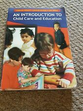 An Introduction to Child Care and Education By Carolyn Meggitt, Jessica Stevens