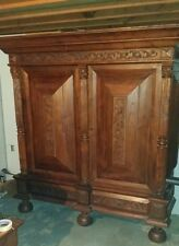 antique carved mahogany armoire antique mahogany armoire