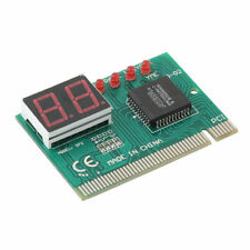 PCI PC Diagnostic 2-Digit Card Motherboard Post Tester Analyzer Checker Laptop T