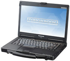 "Panasonic Toughbook CF-53 MK2 3320M 2.6GHz 8GB 500GB 14"" RW DVD+-RW Web Cam"