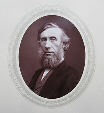 1877 John Tyndall  Professor of Natural Philosophy Woodburytype Photograph