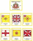 The Suffolk Regiment 2nd Series of Trade Cards Sent Post Free