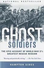 Ghost Soldiers: The Epic Account of World War II's Greatest Rescue Mission, Hamp