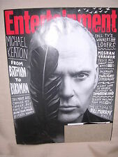 Entertainment Weekly October 17, 2014 Michael Keaton From Batman To Birdman
