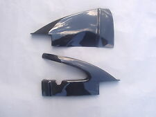 SUZUKI GSXR 600 750 K6 K7 CARBON SWING ARM COVERS 2006 2007