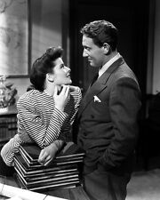 New 8x10 Photo: Hollywood Film Legends Spencer Tracy and Katharine Hepburn