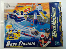 MICRO MACHINES - BASE FLUVIALE - CARABINIERI 112 - GALOOB