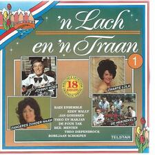 CD album N LACH EN 'N TRAAN - HOLLAND - RADI ENSEMBLE FOUR TAK BEX-MENTEN