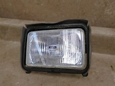 Yamaha 600 XT XT600 Used Headlight Unit 1985 YB141