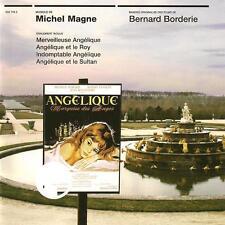 ANGELIQUE, MARQUISE DES ANGES (MUSIQUE DE FILM) - MICHEL MAGNE (CD)