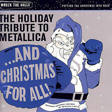 1 CENT CD And Christmas for All! The Holiday Tribute to Metallica