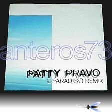 "PATTY PRAVO ""IL PARADISO RMX"" RARO 12"" LUCIO BATTISTI - MINT"