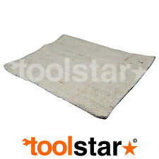 SOLDERING MAT FLAME HEAT PROOF RESISTANT UP TO 600°C PLUMBING HEATING PROTECTION
