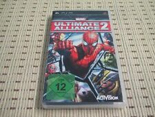 Marvel Ultimate Alliance 2 für Sony PSP *OVP*