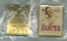 NBA Los Angeles Clippers Ron Harper Caricature Pin OOP RARE Lakers Bulls