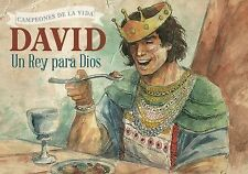 Champions of Life (Spanish): David, un Rey para Dios by Paul Owen (2015,...