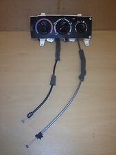 renault megane sceinic 16 16v 03 aircon/heater control panel [from aircon car]
